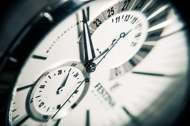 Optimise your time